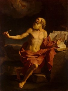 St. Jerome, patron saint of grumpy people.