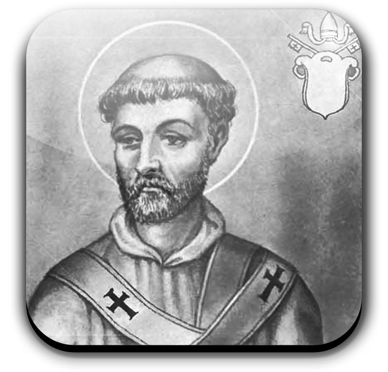 Pope St. Hyginus.