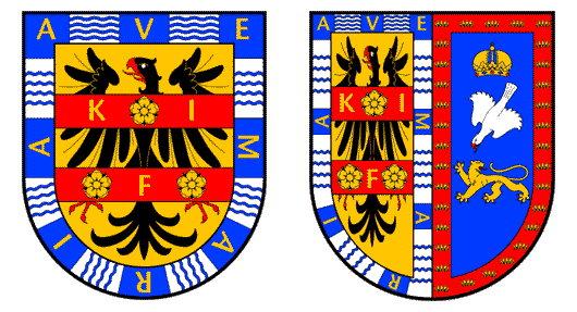 The crest of the House of Moctezuma.