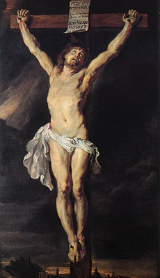 Peter Paul Reubens, The Crucified Christ, ARSH 1613
