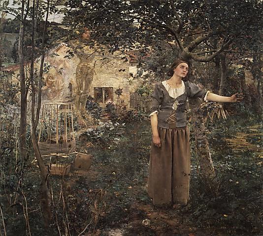 Ste. Jeanne d'Arc, Jules Bastien-Lapage, ARSH 1879