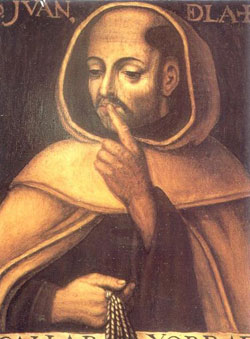 St. John of the Cross, pray for us.