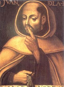 St. John of the Cross, pray for us.