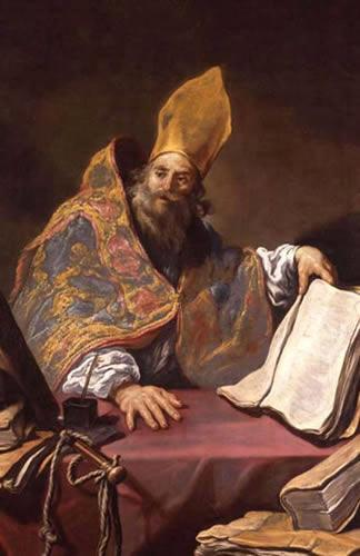 St. Peter Damian, Doctor of the Church. You should listen to him. He was actually Catholic, believed what the Church teaches, was really smart, and was not a diabolical narcissist who actually gave a flip about human souls.