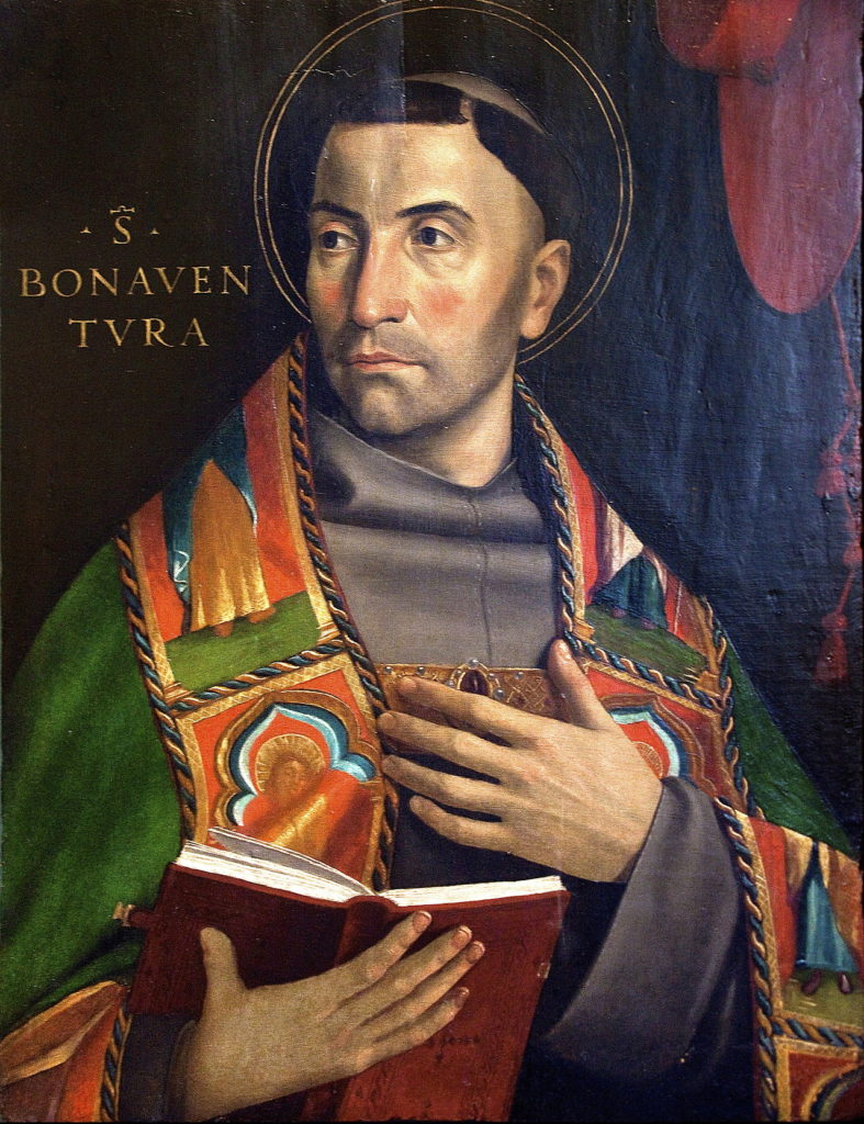 St. Bonaventure, ARSH 1221-1274.