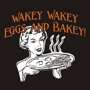 Wakey Wakey Tits & Bakey - VsaPorn